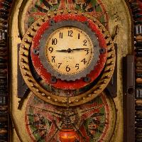 Artist Van Dusen Clockworks