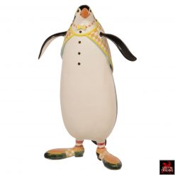 Thaddeus Penguin by Patience Brewster