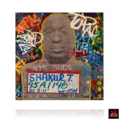 Tupac Shakur Painting