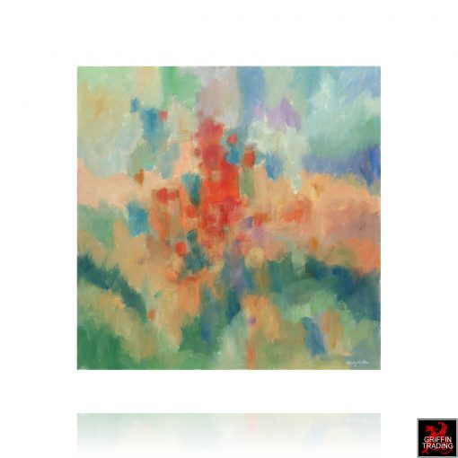 Hardy Martin abstract painting 8158