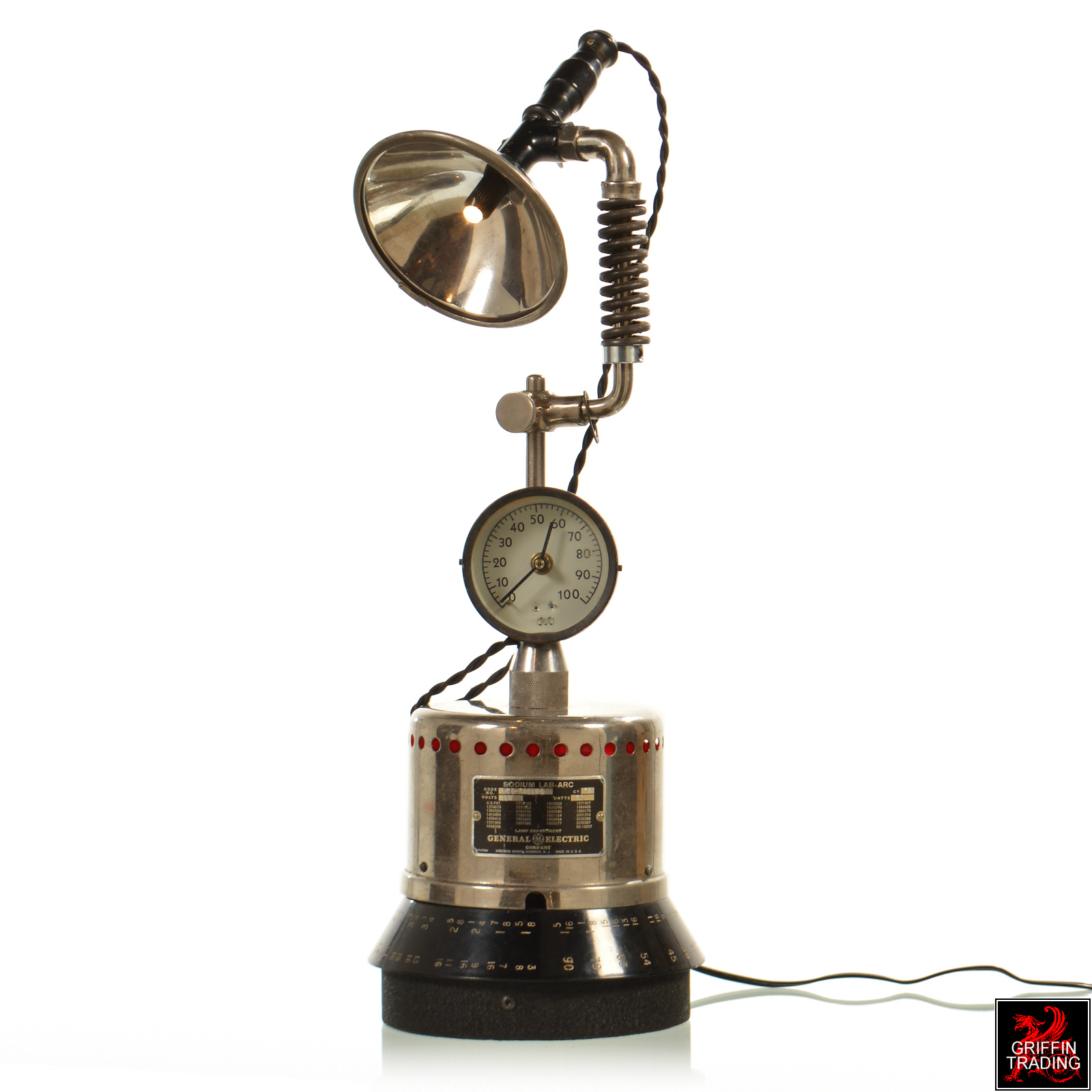 Van Dusen Desk Lamp