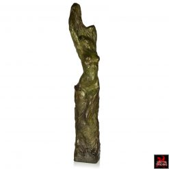 Edouard Vereycken Female Nude Bronze Sculpture