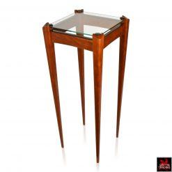 Modern Wood Pedestal