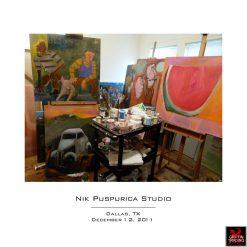 Nik Puspurica Studio in Dallas