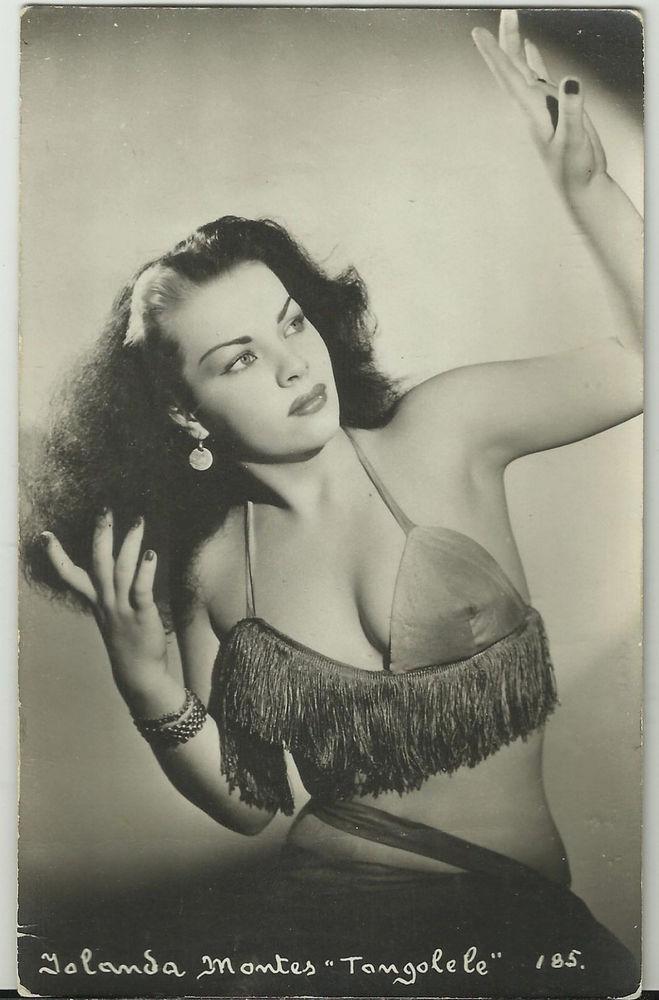 Yolanda Montes Tongolele