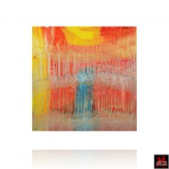 Untitled Abstract Painting 7489