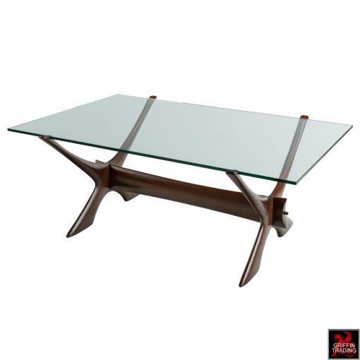 Abeln Scandinavian Coffee Table