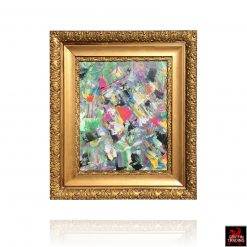 Abstract In Motion Painting by Hardy Martin