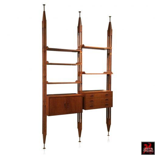 Franco Albini Mid Century Modern Bookcase