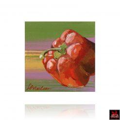 BELL PEPPER Original Painting by Lori Maclean