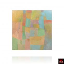 Boundaries Abstract Painting by Hardy Martin