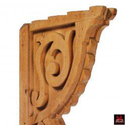 Antique Wood Corbel