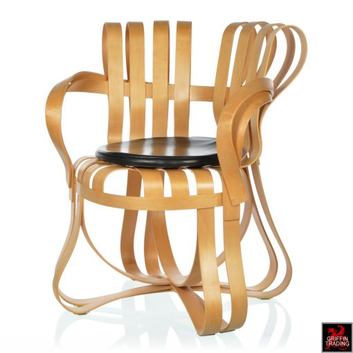 Frank Gehry Cross Check Armchair for Knoll