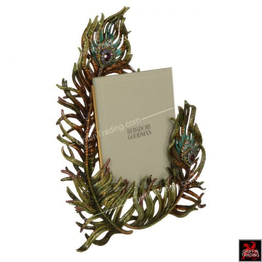 Jay Strongwater Daphne Picture Frame