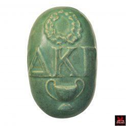 Antique Delta Kappa Gamma Grueby Pottery Tile