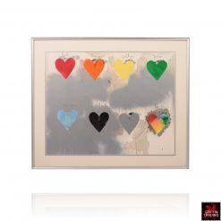 Jim Dine Look At Dine Lithograph