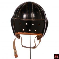 Sports Collectors Vintage Leather Football Helmet