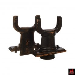 Antique Industrial Wooden Foundry Form