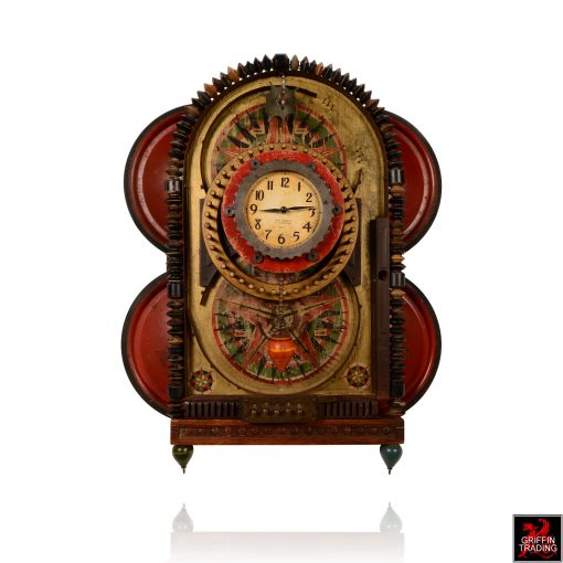 Van Dusen Clockworks Game Time Art Assemblage