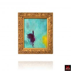 Enchanted Dream abstract painting by Stephen Hansrote