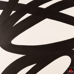 Interchange Abstract Painting by Stephen Hansrote
