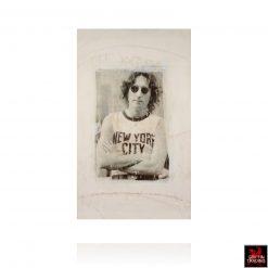 John Lennon Abstract Art