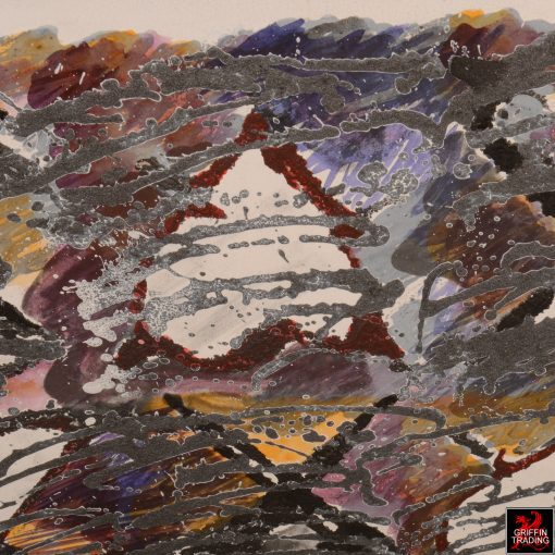 Kevin Oehler Abstract Painting