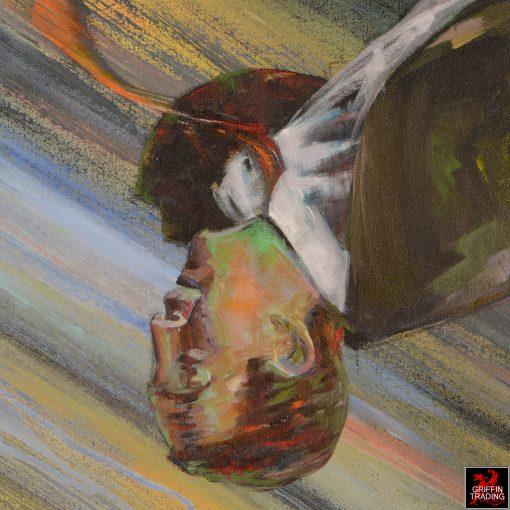 Life's A Breeze Original Painting by Lori Maclean