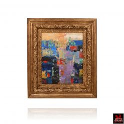 Momentum Abstract Painting by Hardy Martin