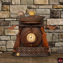 ON TARGET by Van Dusen Clockworks