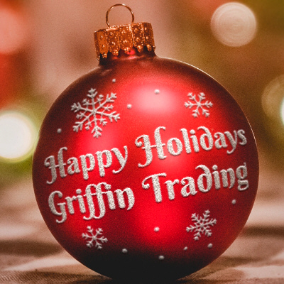 Holiday Decorations from Griffin Trading