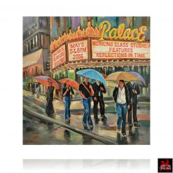 Palace Theater Painting by Hardy Martin