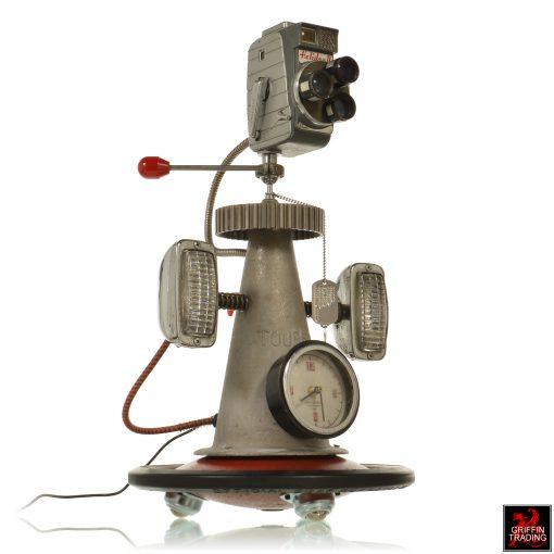 TOURAID The Robot by Van Dusen Designworks