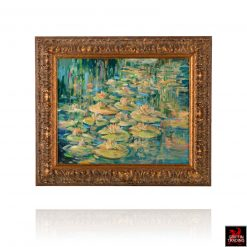Summertime Water Lilies Painting by Hardy Martin