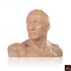 Male Terracotta Bust