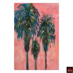 Three Palm Trees painting by Hardy Martin