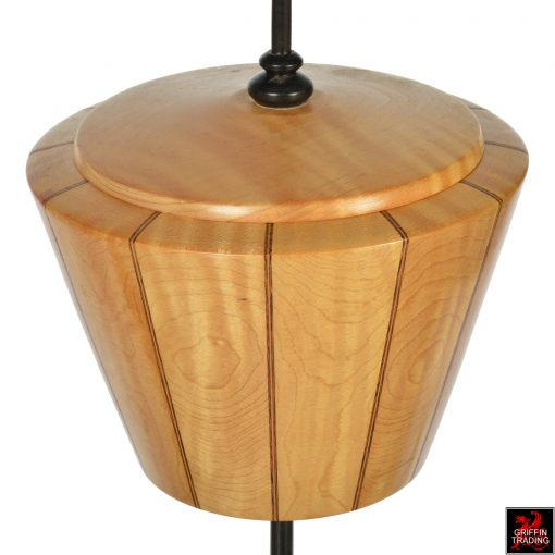 Turned Wood Vessel
