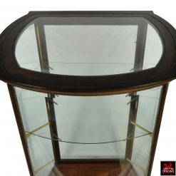 Pair of Display Cases and Vitrines