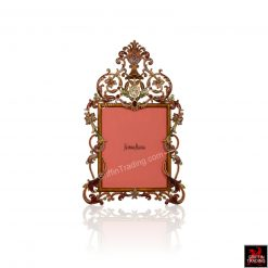 Jay Strongwater Alexandro picture frame is part of the Venezia Collection